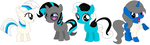 Dubstep x Vinyl Scratch Adopts *COMMISSION* by dashdinomlp
