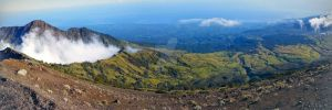 Gunung Rinjani 2014, Lombok, Indonesia by TimeCone