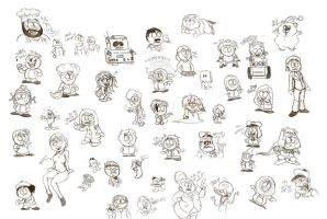 THATS ALOT OF SOUTH PARK STUFF by dustindemon