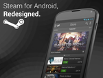 Steam Android Redesign by Unknown-Nexus