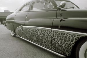 The leopard car by ripedcatfood