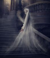 Ghost bride by OlgaSava