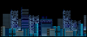 City 16 Bit Sonic 2 Chemical Plant Zone by Grinder1999