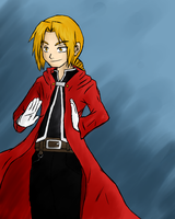 Edward Elric by actualizedAdept