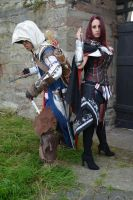Assassins Creed Cosplay (10) by masimage