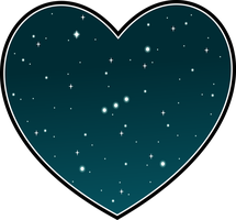Orion Amazons Heart Symbol by Angelkitty17