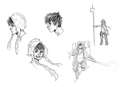 More Shepherd Concept Work by Zinfer