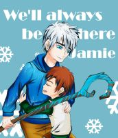 Jack and Jamie by DemonShirley