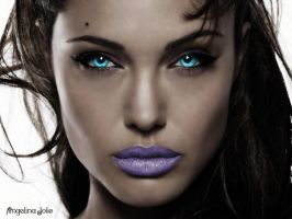 angelina jolie by atos2063