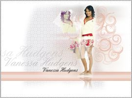 Wallpapers Vanessa Hudgens by andzia89