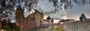 Carcassonne by Iouri
