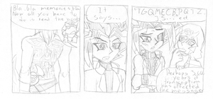 YGO- Can't read it by the-Rose-of-Blue
