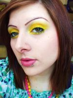 Sunny Side Up by itashleys-makeup