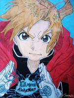 Alphonse Elric by foxy-rin