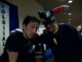 Todd Haberkorn and Sneasel by Scraner