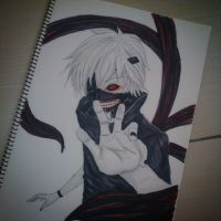 Tokyo Ghoul by nisazzz18