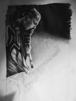 Kerry King Slayer by StarvingArtist513