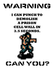 Snake can punch anything to death. by Scarlet-Impaler