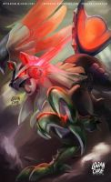 Silvally  - type: null unleashed by logancure