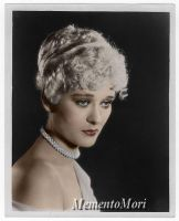 Dolores Costello. 1927 by M3ment0M0ri