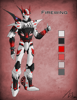REF - Firewing by Laoness