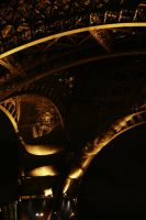 Under the Eiffel Tower 3 by Heurchon