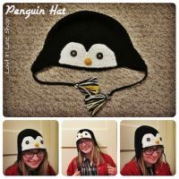 Penguin Hat by the-carolyn-michelle