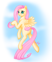 Fluttershy by Ouchez