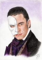 Gerard Butler as the Phantom by FashionARTventures