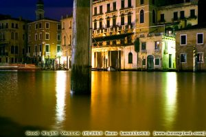 Good Night Venice _31_ by Brompled