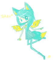 Prize: Star by pigchan