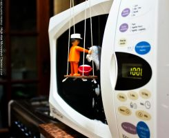 ISPP3: High-Rise Microwave Cleaner by chabruphotography