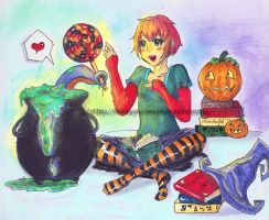 Happy Halloween 2012 by Disaya