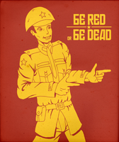 Be Red or Be Dead by AlexeiKazansky