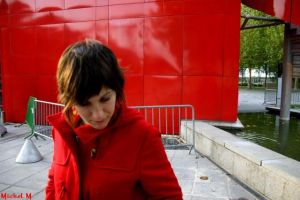 Laura in Red by Schuma