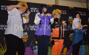 Naruto Cosplayers by good-flippy