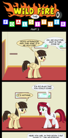 Wild Fire the Foalsitter - Part 2 by Thunderhawk03