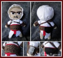 Altair :: Assassin's Creed by sowo-crafts