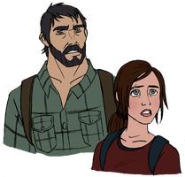 Test: Last of Us by Trinityinyang