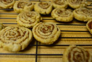 Cinnamon Bun Cookies by Greyeyez1980