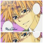 Usui Takumi Coloreado by Rikku2011