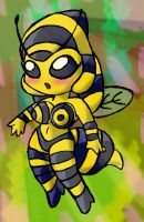 Bee by NikoH