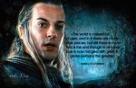 Haldir ( Lord Of the Rings ) by Holi--Day