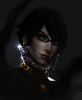 Bayonetta by Fantaisie-Triste
