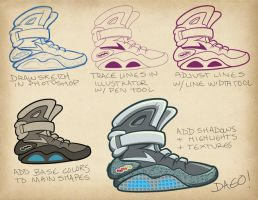 Air Mag - Step by Step by Daeo