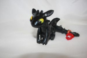 Toothless by smyrah1