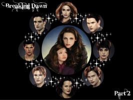 Breaking Dawn Part 2 Characters by Queen-Of-The-Night99