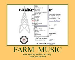 Farm Music by dburn13579