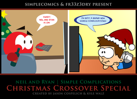 SC: Ch.7 - CHRISTMAS CROSSOVER by simpleCOMICS
