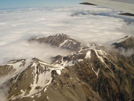 NZ: Above the Alps by ADAMKH99
